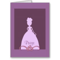 Will you be my flower girl? greeting cards
